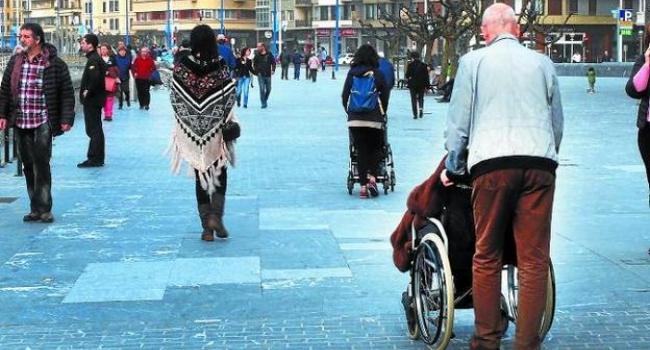 Guipúzcoa estrenará el 2018 con un nuevo decreto de Dependencia