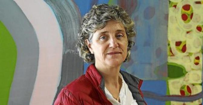 """Ana Urrutia: """"No se puede trabajar sin sujeciones con el modelo actual"""""""