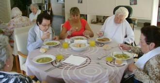 Matia Instituto Gerontológico, finalista de los Premios Nutrisenior con 'Comer a gusto, vivir con calidad'