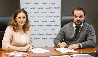 Macrosad colaborará con Magtel en proyectos de innovación tecnológica