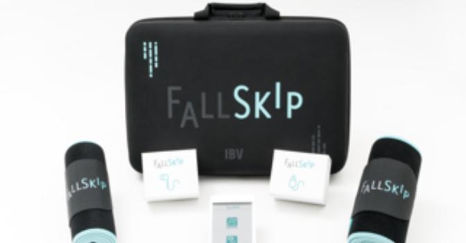 FallSkip, un sistema que valora y predice el riesgo de caídas en personas mayores