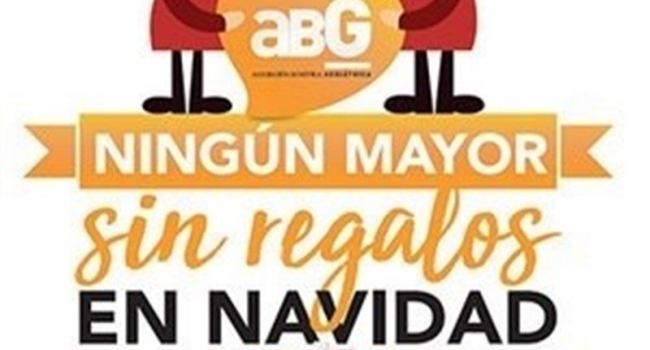 Amavir se suma a la campaña #NingúnMayorsinRegalo