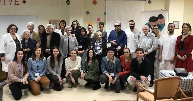 """Amavir se suma también a la iniciativa intergeneracional """"Adopta un Abuelo"""""""