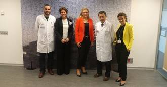 Amavir entrega al Banco de Material Ortoprotésico de Madrid más de 350 elementos donados