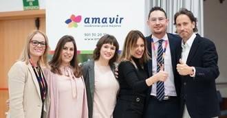 """Amavir celebra su I Jornada en Barcelona: """"Razones y sinrazones para seguir con entusiasmo en el trabajo social"""""""