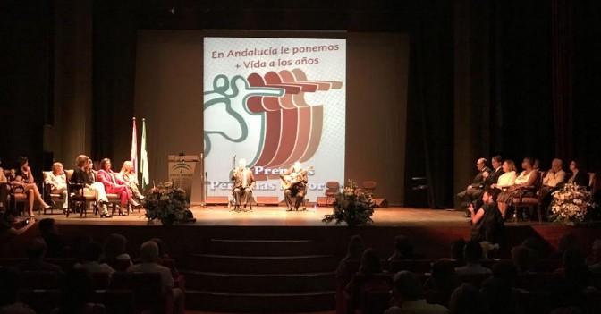 """Las personas mayores en Andalucía """"son un activo social y económico imprescindible"""""""