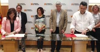 Acuerdo IASS-Arade: 'Podrá dar servicio a muchas más personas y ayudarnos a las pymes del sector sociosanitario'