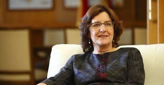 Mª Victoria Broto: 'No entendemos que exista un sector sociosanitario. Hablamos de servicios sociales y sanitarios coordinados'