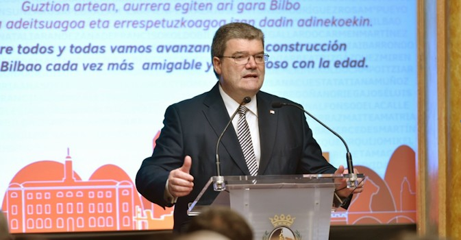 Bilbao se pone 244 trabajos para mejorar los entornos de las personas mayores