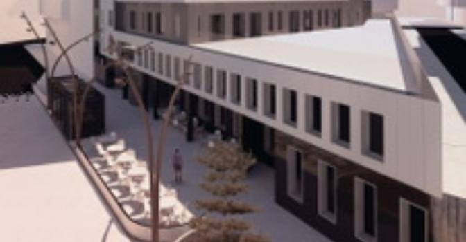 DomusVi tendrá una nueva residencia en pleno centro de Vigo