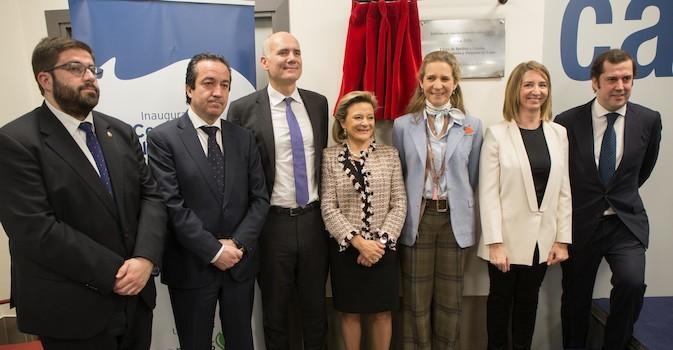 DomusVi inaugura en Ávila un nuevo edificio de su centro de Medias y Largas estancias de salud mental de Casta Arévalo