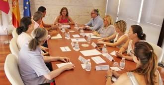 Castilla-La Mancha y ACESCAM trabajan para