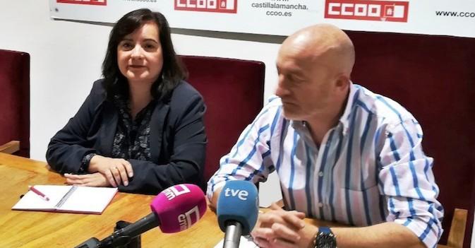 CCOO denuncia que 10.000 empleados de residencias de Castilla-La Mancha no cobran lo debido