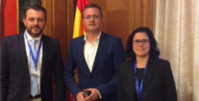 CEAPs continúa su ronda de contactos en el Congreso de los Diputados