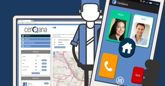 Los jóvenes mandan en el mercado de las apps para mayores