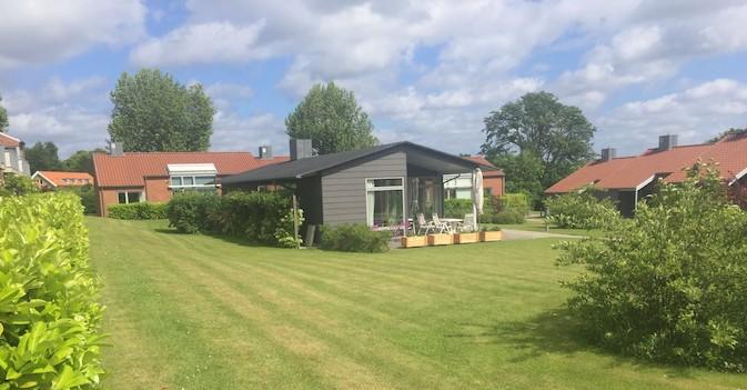 Mirando al Exterior: un cohousing en Dinamarca