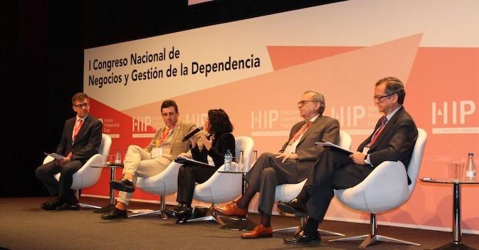 Éxito de participación y programa en el I Congreso Nacional Negocios y Gestión de la Dependencia