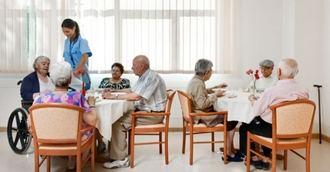 Madrid adjudicó el año pasado 6.565 plazas en residencias y centros de día