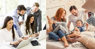 La salud de los familiares influye en la productividad