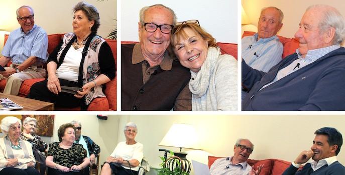 El Bertín Osbone de 93 años que también entrevista a famosos