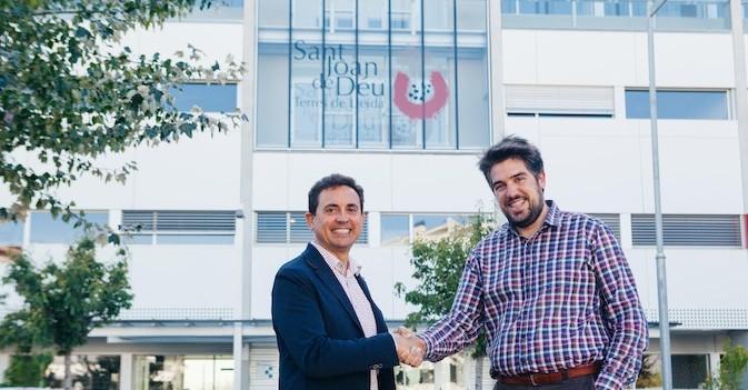 El nuevo hospital de salud mental San Joan de Déu de Lleida apuesta por Altro para sus instalaciones