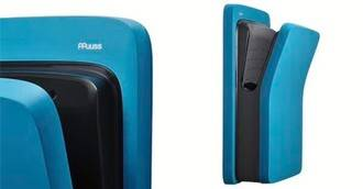 ffuuss, un nuevo concepto de secador de manos
