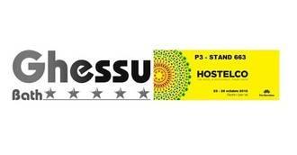 Ghessu Bath estará en el stand 663 de Hostelco