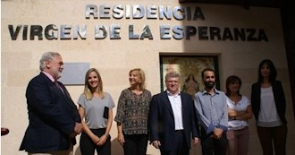 La Consejera de Familia e Igualdad de Oportunidades visita ILUNION Calasparra