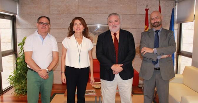 La Junta de Castilla-La Mancha reconoce el buen trabajo de ILUNION Sociosanitario