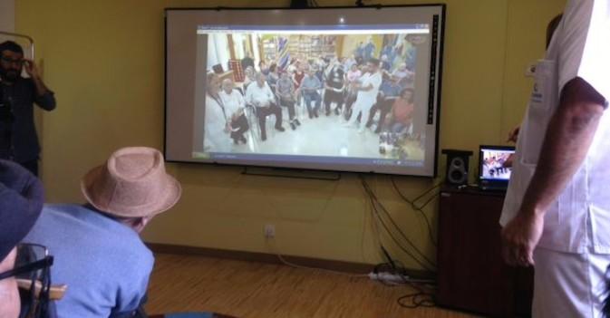 ILUNION Baena estrena su Aula Tecnológica con un 'Atríviate' contra ILUNION Parla
