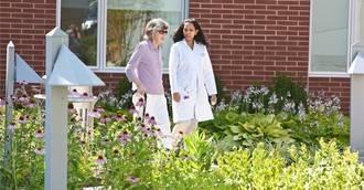 Jardines terapéuticos: calidad de vida al servicio de las residencias para mayores