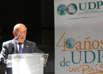 UDP cumple 40 años