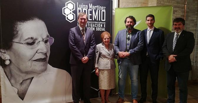 La Fundación Ageing Lab convoca el 'I Premio de Investigación e Innovación Social 'Luisa Martínez'
