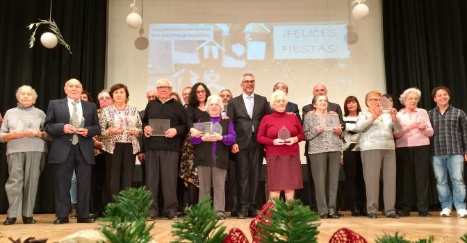 Madrid potencia la participación activa de mayores de la región en actividades navideñas