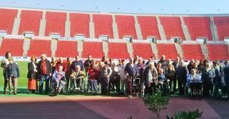DomusVi y la Fundació Reial Mallorca renuevan su apuesta por la vida saludable a cualquier edad