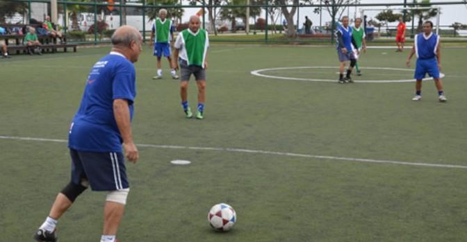 La victoria del fútbol sobre el Alzheimer