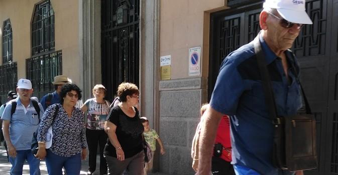 Navarra inicia en mayo una nueva escuela para mejorar la salud en mayores
