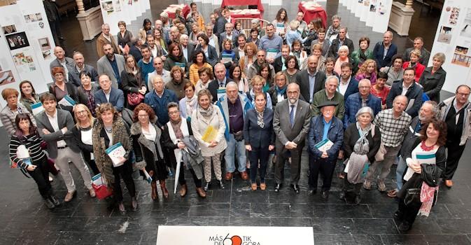 Navarra apuesta por políticas de envejecimiento activo y saludable