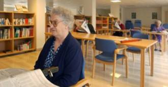 Navarra duplica la oferta de plazas en centros de día para mayores dependientes