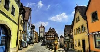 Últimas plazas para el viaje geroasistencial a Alemania del 24 al 28 de abril