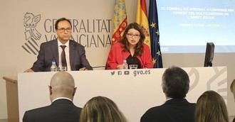 Oltra: 'El Observatorio Estatal sigue constatando la mejora de la gestión de la dependencia en la Comunitat Valenciana'