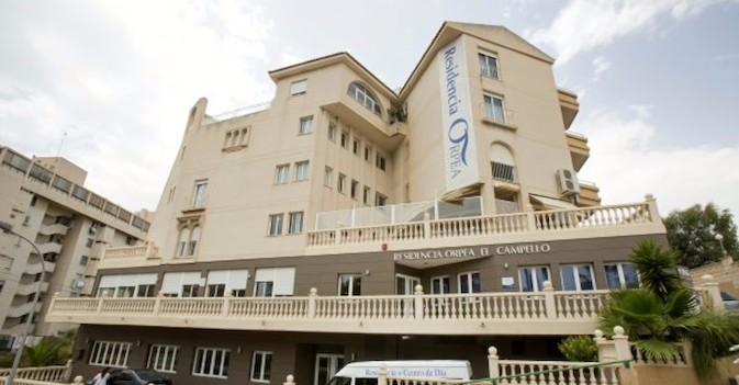 La residencia de ORPEA El Campello, otro centro libre de sujeciones