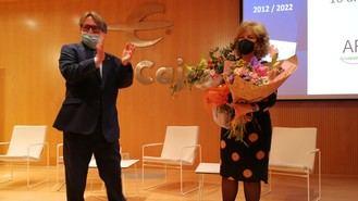 Paquita Morata: 'No podemos admitir en nuestra asociación a aquellos que no ofrecen un buen servicio'