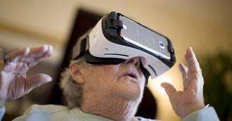 Mirando al exterior. Un proyecto de realidad virtual para detectar casos de demencia