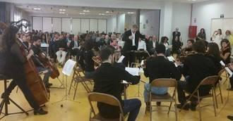 Mayores dependientes de la Comunidad de Madrid se acercan a la música con el programa 'Pon Ritmo a tu Vida'
