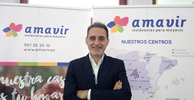 'En Amavir trabajamos para unificarnos, pero tenemos la vista puesta en seguir creciendo'