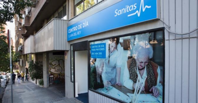 Sanitas adquiere dos centros de día en Madrid hasta ahora franquiciados