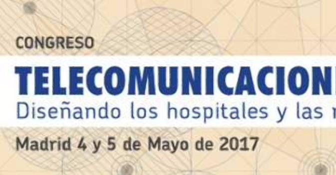 Congreso sobre las telecomunicaciones y el sector sociosanitario