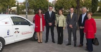 El Servicio Público de Teleasistencia de Castilla-La Mancha ofrece 873 talleres a 8.539 personas mayores
