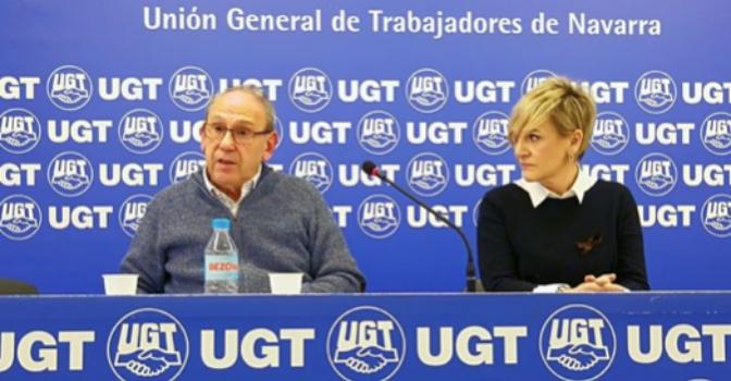 UGT en Navarra advierte de las graves carencias en dependencia de la Comunidad